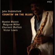 John Stubblefield: Countin' On The Blues - CD