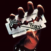 Judas Priest: British Steel - Plak