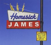 Homesick James: Blues on the South Side - CD