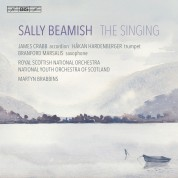 Branford Marsalis, Håkan Hardenberger, James Crabb, Royal Scottish National Orchestra, Martyn Brabbins: Beamish - The Singing - SACD