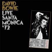 David Bowie: Live Santa Monica '72 - Plak