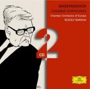 Chamber Orchestra of Europe, Gidon Kremer, Kremerata Musica, Rudolf Barshai: Shostakovich: Chamber Symphonies - CD