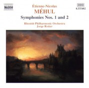 Mehul: Symphonies Nos. 1 and 2 - CD