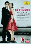 Carlo Rizzi, Thomas Hampson, Konzertvereinigung Wiener Staatsopernchor, Anna Netrebko, Rolando Villazón, Wiener Philharmoniker: Verdi: La Traviata - DVD