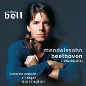 Joshua Bell: Beethoven, Mendelssohn: Violin Concerto - CD