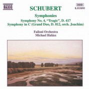 Schubert: Symphony No. 4 / Symphony in C Major - CD