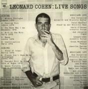 Leonard Cohen: Live Songs - Plak