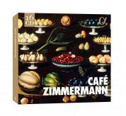 Cafe Zimmermann: Café Zimmarmann 16 CD BOX - CD