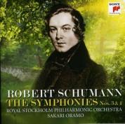 Sakari Oramo, Royal Stockholm Philharmonic Orchestra: Schumann: Symphonies Nos. 3 & 4 - CD