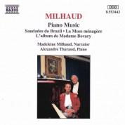 Milhaud: Saudades Do Brazil / La Muse Menagere / L'Album De Madame Bovary - CD