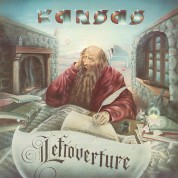 Kansas: Leftoverture - Plak