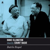 Duke Ellington, Count Basie: Battle Royal - Plak