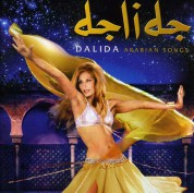 Dalida: Arabian Songs - CD