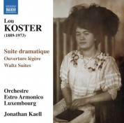 Jonathan Kaell, Orchestre Estro Armonico Luxembourg: Koster: Orchestral Music - CD