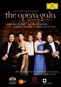Anna Netrebko: The Opera Gala / Live From Baden - DVD