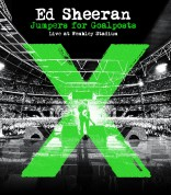 Ed Sheeran: Jumpers For Goalposts - Live At Wembley Stadium - BluRay