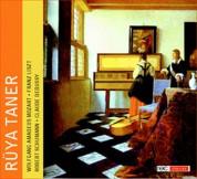 Rüya Taner: Mozart, Liszt, Schumann, Debussy - CD