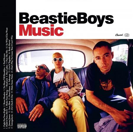 Beastie Boys: Music - Plak