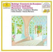 García Navarro, Godelieve Monden, Narciso Yepes, Odón Alonso, Orquesta Sinfónica R.T.V. Española, Philharmonia Orchestra: Rodrigo: Concierto De Aranjuez + - CD