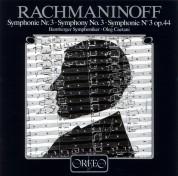 Bamberger Symphoniker, Oleg Caetani: Rachmaninov: Symphony No. 3 - Plak