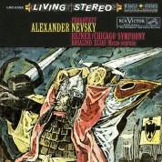 Chicago Symphony Orchestra, Fritz Reiner: Prokofiev: Alexander Nevsky (200g-edition) - Plak