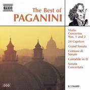 Paganini (The Best Of) - CD