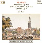 İdil Biret: Brahms: Piano Pieces Op. 117, 118 - CD