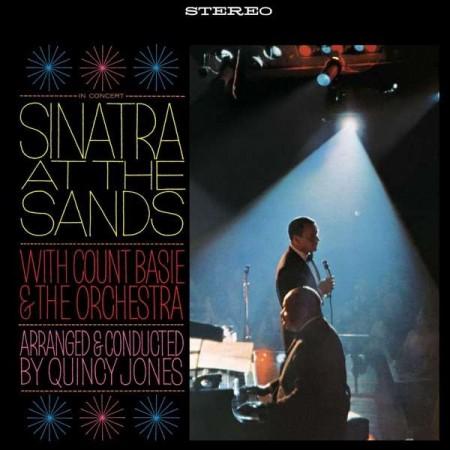 Frank Sinatra: Sinatra At The Sands - Plak