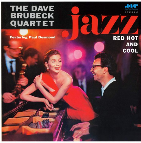 Dave Brubeck: Jazz: Red, Hot and Cool - 180 Gram - Plak