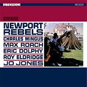 Jazz Artists Guild: Newport Rebels - Plak