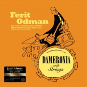Ferit Odman: Dameronia With Strings  (Orange Vinyl) - Plak