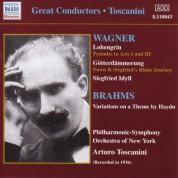 Wagner: Lohengrin / Gotterdammerung / Siegfried Idyll (Toscanini) (1936) - CD