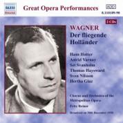 Wagner, R.: Fliegende Hollander (Der) (Hotter, Varnay) (1950) - CD