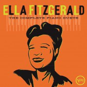 Ella Fitzgerald: The Complete Piano Duets - CD