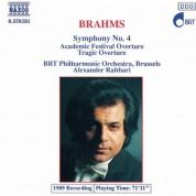 Brahms: Symphony No. 4 / Tragic Overture - CD