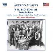 Foster: Foster for Brass - CD
