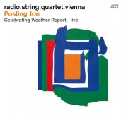 radio.string.quartet.vienna: Posting Joe - CD