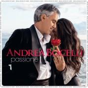 Andrea Bocelli: Passione - CD