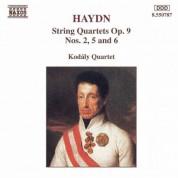 Haydn: String Quartets Op. 9, Nos. 2, 5 and 6 - CD