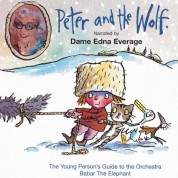 Prokofiev: Peter and the Wolf / Britten: Young Person's Guide To the Orchestra (Children's Classics) - CD