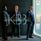 Kenny Barron: Book Of Intuition - CD