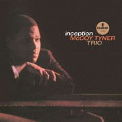 McCoy Tyner Trio: Inception - Plak
