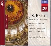 András Schiff: Bach, J.S.: italian Concerto, Bwv 971 - CD