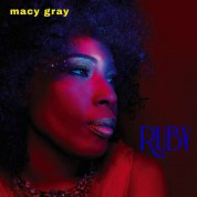 Macy Gray: Ruby (Limited Edition - Red Vinyl) - Plak