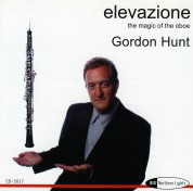 Gordon Hunt, Norrkoping Symphony Orchestra: Elevazione - The Magic of the Oboe - CD