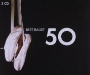 Çeşitli Sanatçılar: 50 Best Ballet - CD