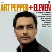 Art Pepper: Plus Eleven - Plak