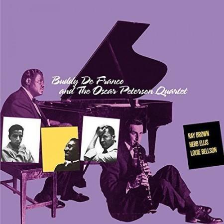 Buddy DeFranco: Buddy De Franco and the Oscar Peterson Quartet - CD