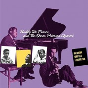 Buddy De Franco and the Oscar Peterson Quartet - CD