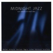 Çeşitli Sanatçılar: Midnight Jazz - Silky Smooth Late Night Vibes - CD